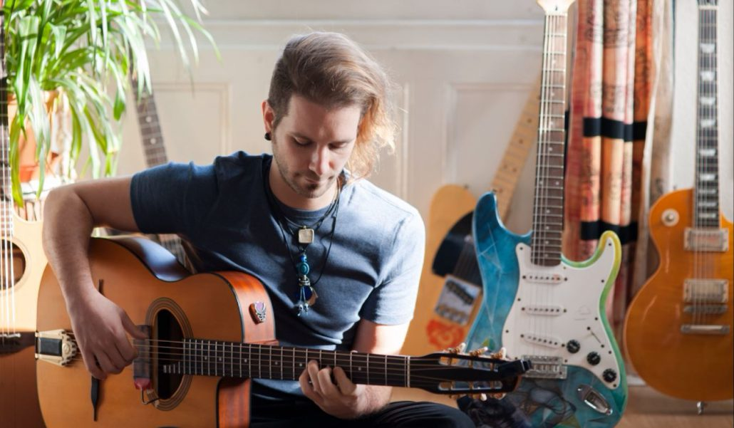 Learn How to Improvise on Guitar by Filippo Dall'Asta guitar lesson lessons improvisation Fret Zealot