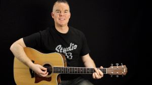 Guitar theory technique acoustic guitar lesson lessons troy davidson