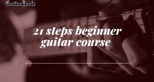 21 Steps Beginner Guitar Course Julian Cooper lessons