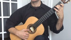 Beginner Classical Guitar Brian Riggs course lessons