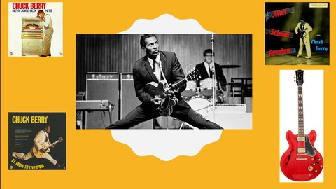 Guitar of Chuck Berry - Fifties Rock & Roll Guitar Styles
